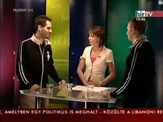HDMFC a HírTV-ben