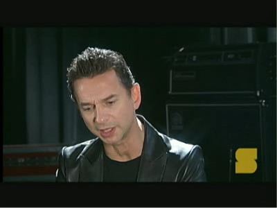 Dave Gahan - Interview at Spinner.com