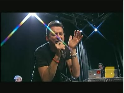 Dave Gahan - Deeper And Deeper [Live at Spinner]