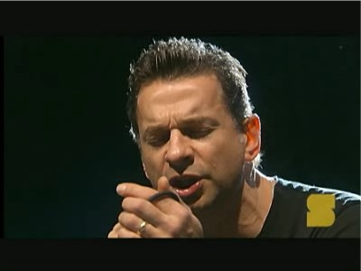 Dave Gahan - Miracles [Live at Spinner]