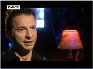 Dave Gahan - Deutsche Welle interjú