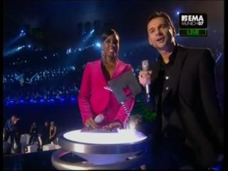 Dave Gahan - MTV EMA07 díjátadó