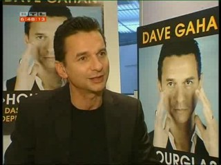 Dave Gahan - RTL - Punkt6
